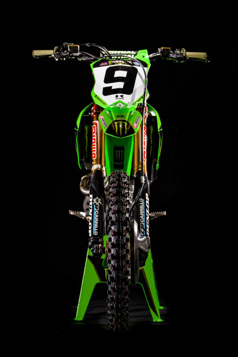 2020 Monster Energy Kawasaki Motorcycles
