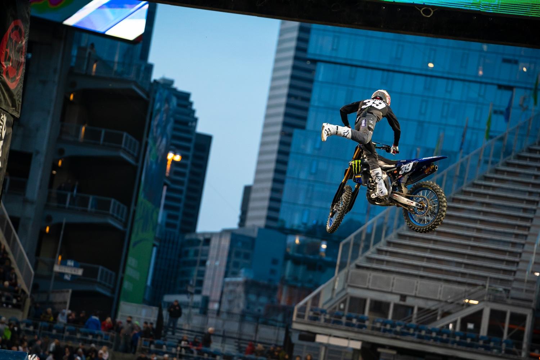 2019 Seattle Supercross | Kickstart - Swapmoto Live