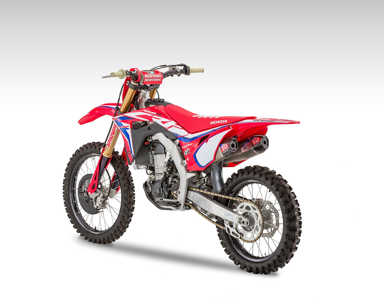 Honda Announces 2020 Dirt Bikes Swapmoto Live