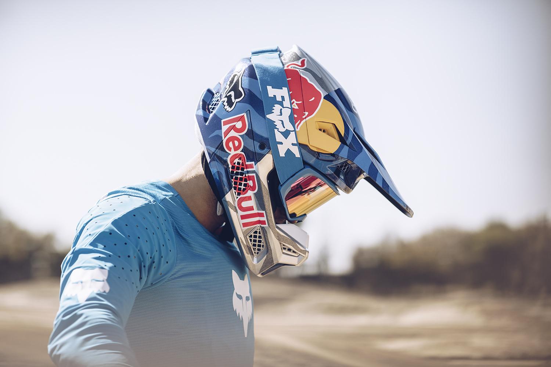 Fox Unveils New V3 Helmet Swapmoto Live