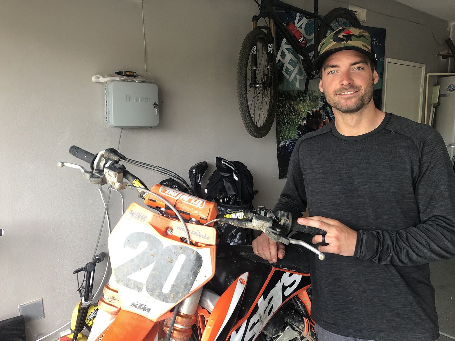 Broc Tickle's Breaking News on the Swapmoto Live Podcast - Swapmoto Live