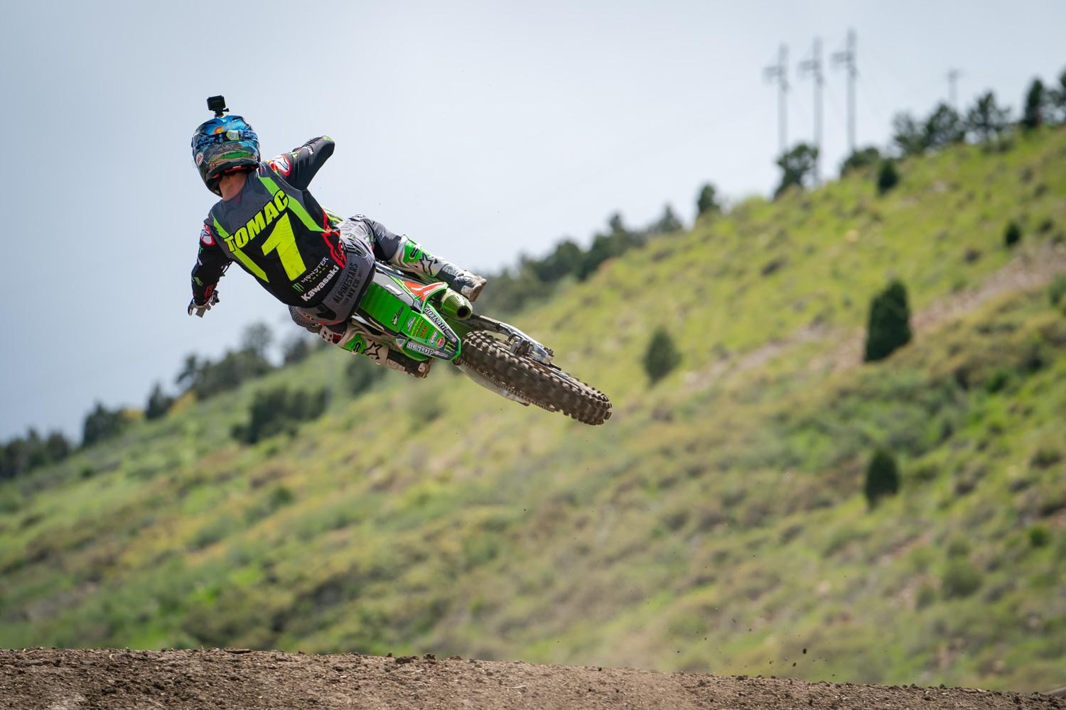 Eli Tomac | GoPro Onboard Full Moto At Thunder Valley - Swapmoto Live