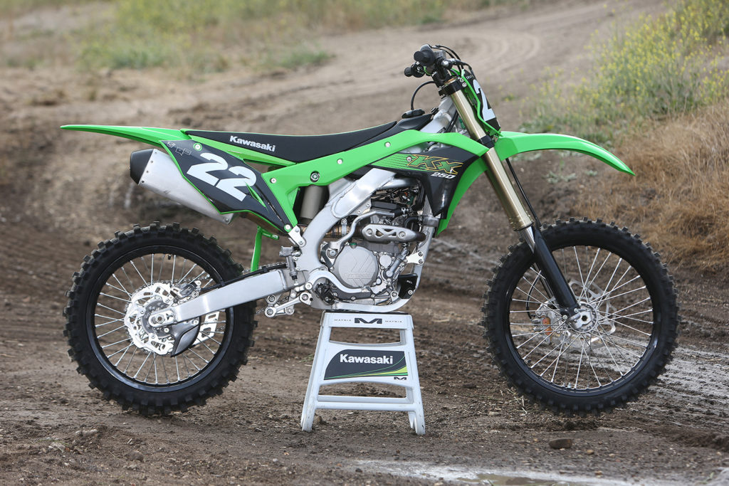 Track Tested Review Of The New 2020 Kawasaki Kx250 Swapmoto Live