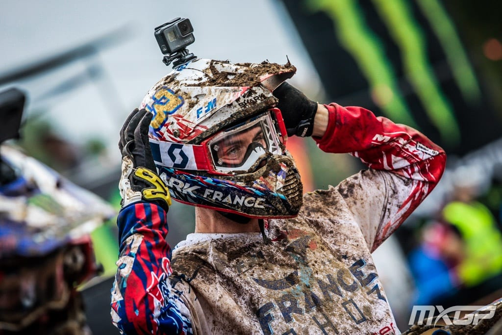6D Helmets Motocross MXGP Gear T-SHIRT
