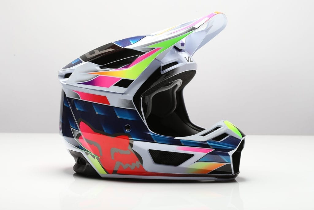 Fox Racing Friday Ken Roczen And The All New V2 Helmet Swapmoto Live