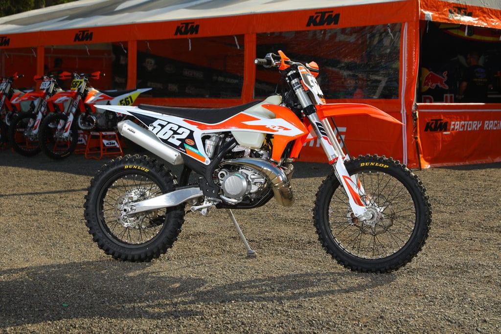 2020 KTM 250 XC   Track Tested - Swapmoto Live