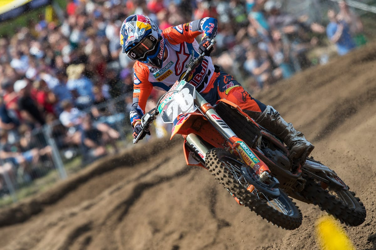 2019 Motocross Of Nations Team France Change Mx2 Rider Swapmoto Live