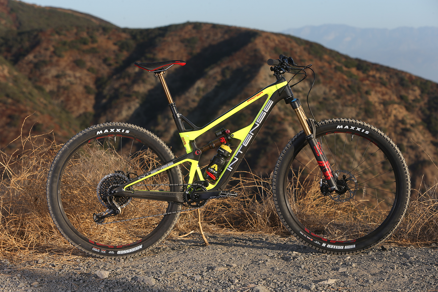 Trail Tested Intense Primer 29 Elite Build Swapmoto Live Intense cycles has a brand new primer trail mountain bike which is offered in three different wheel sizes. trail tested intense primer 29 elite
